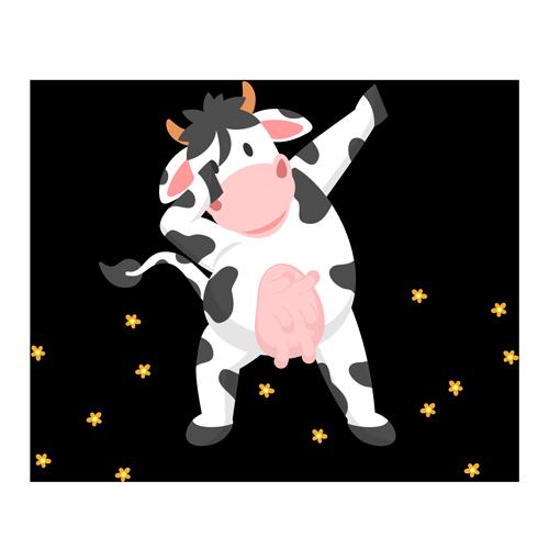 Cuento Las vacas que dan leche con sabor