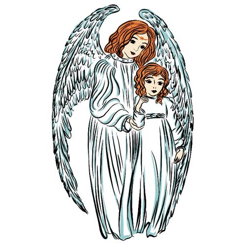 La hija de la Virgen María
