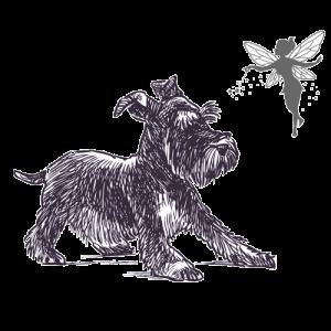 El perrito y la duendecilla