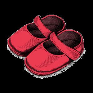 Los zapatos prestados