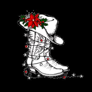 Un regalo de Navidad en el chaparral