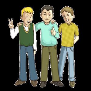 Las tres mentiras